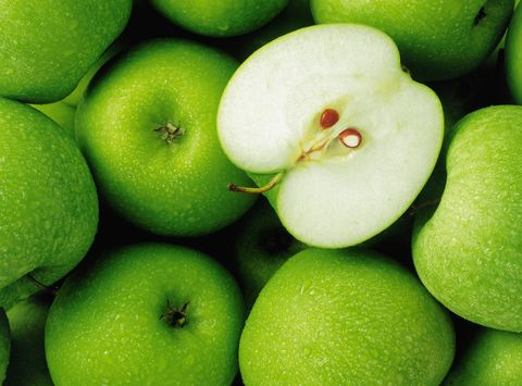 Group of apples