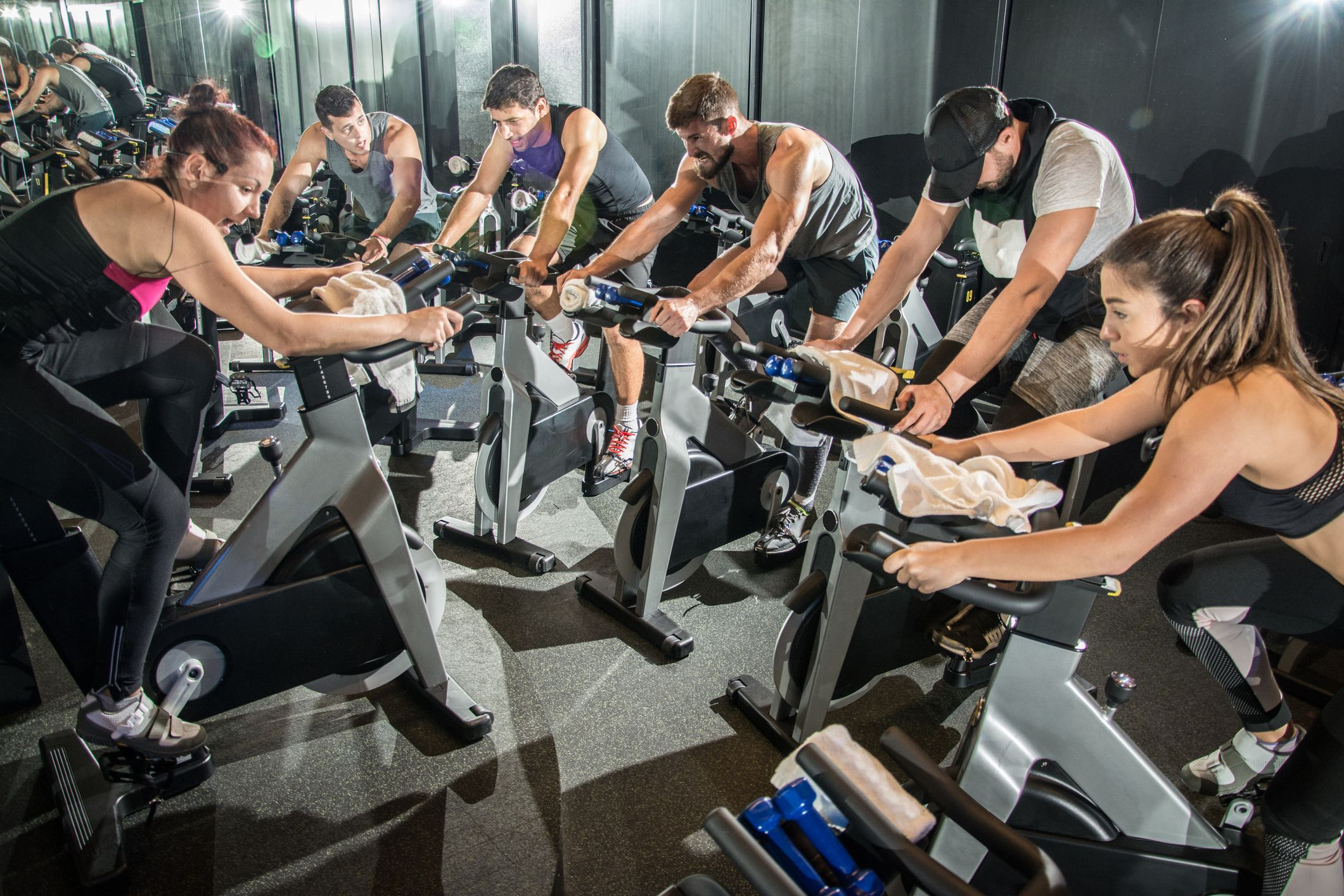 Spin Class Workout - 3 Tips to Help You Get the Most Out of