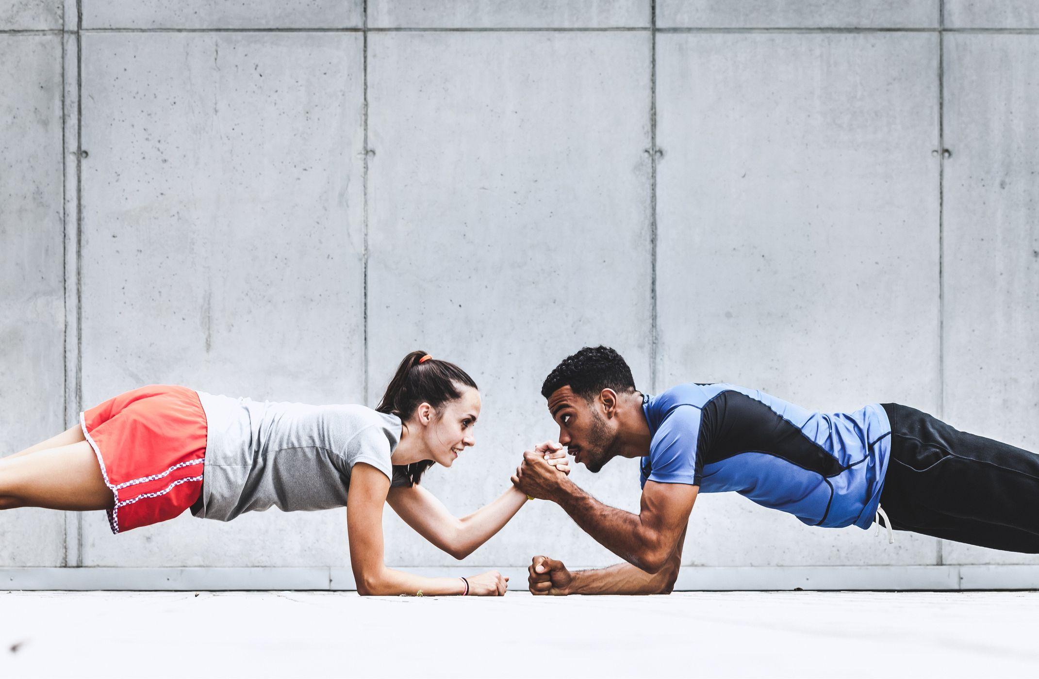 dolor abdominal inferior al correr