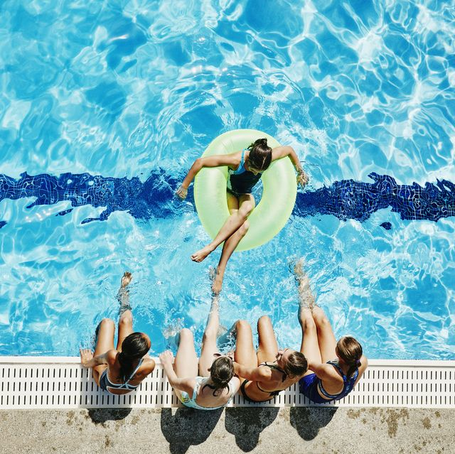 are pools safe during covid can covid survive in pools