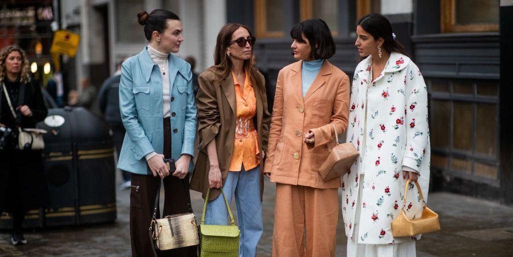 Street Style - LFW February 2019