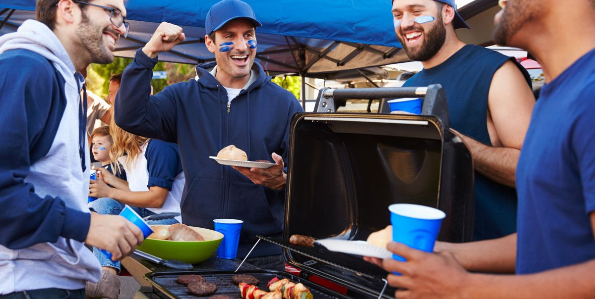 The 39 Best Tailgate Foods Best Tailgate Party Food