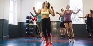 How to get better results from your workout class - women's health uk