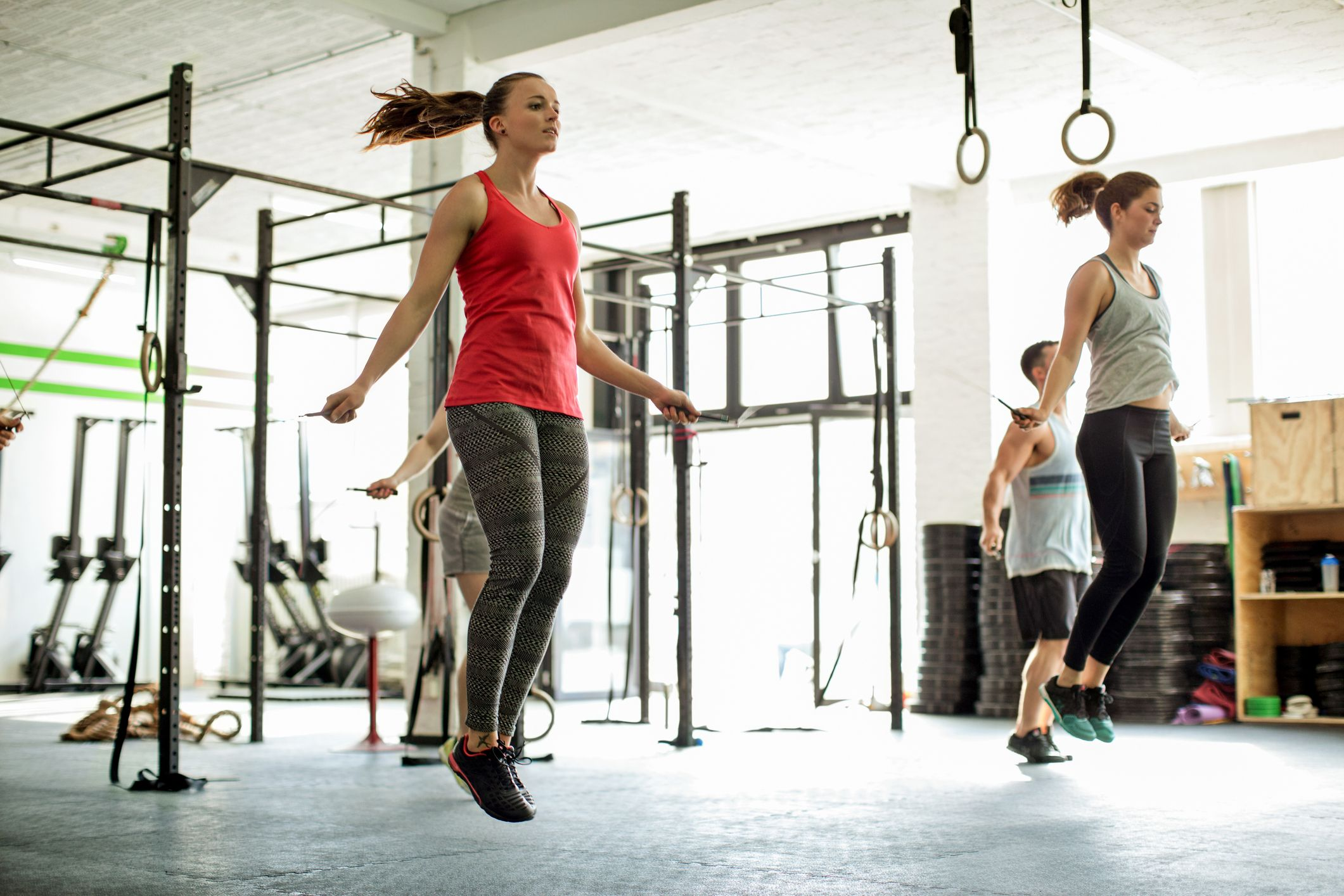 How Good a Workout Is Jumping Rope, Really?
