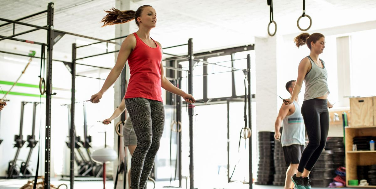 How Effective a Workout Is Jumping Rope, Really?