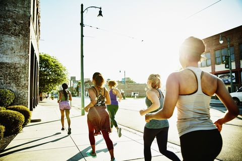 is it ok to run twice in a day?