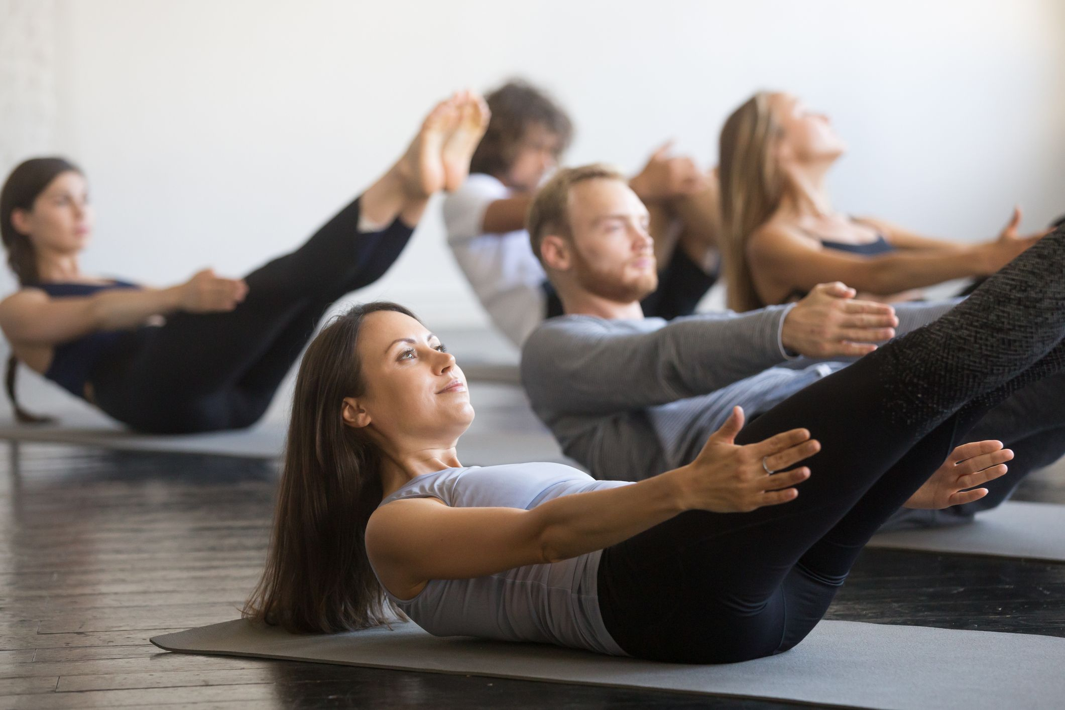 Can You Lose Weight Doing Yoga Experts Weigh In