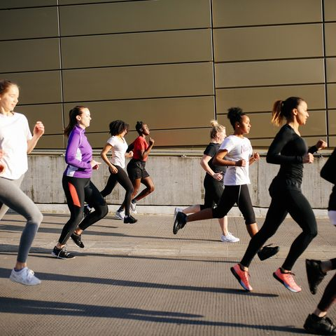 how to start running today