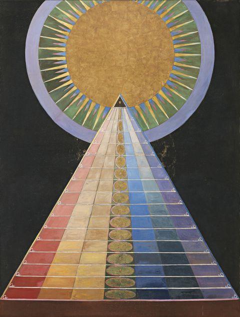 Yellow, Circle, Tints and shades,