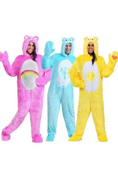 group halloween costumes - care bears