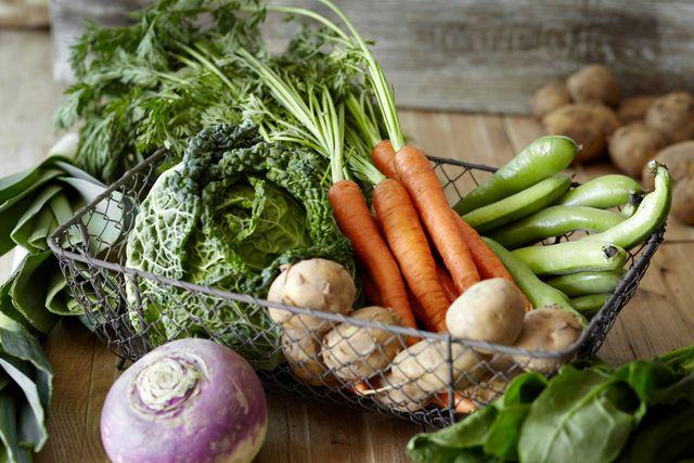 planting vegetables calendar