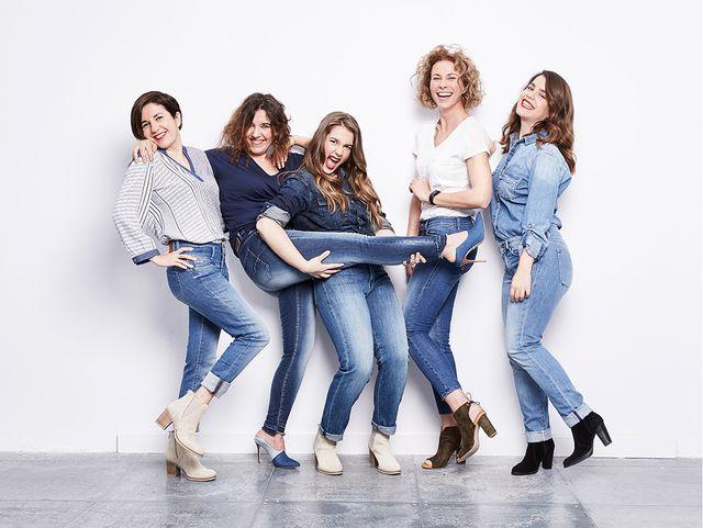d1274164ed Cómo elegir los jeans que mejor te van - Elige bien tus vaqueros de ...