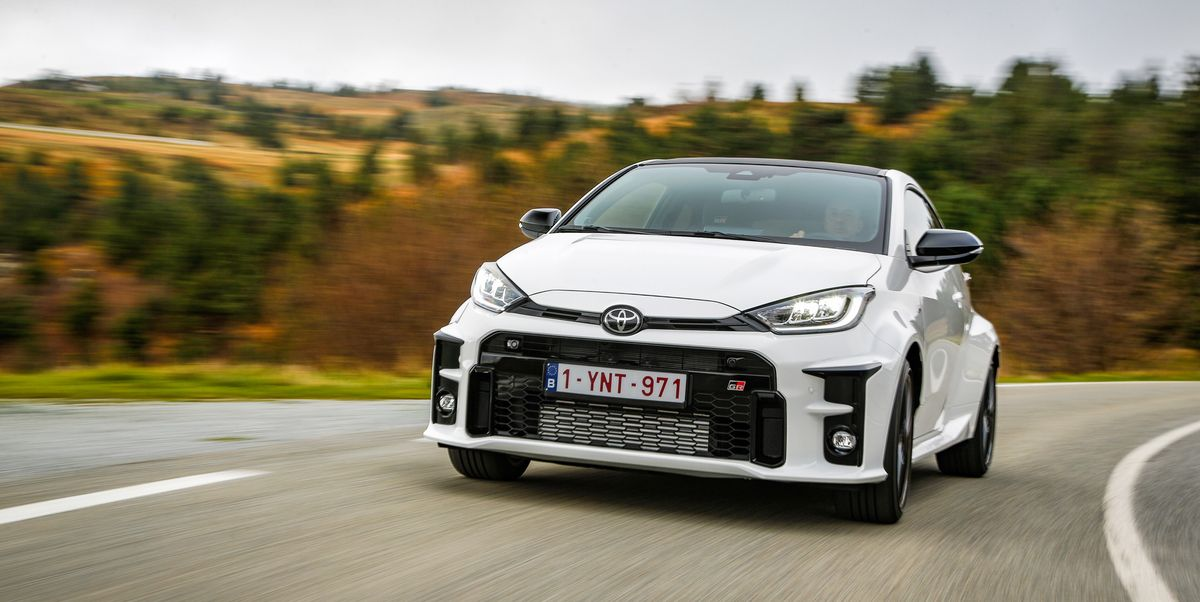 Watch a Toyota GR Yaris Ace Its Nurburgring Test