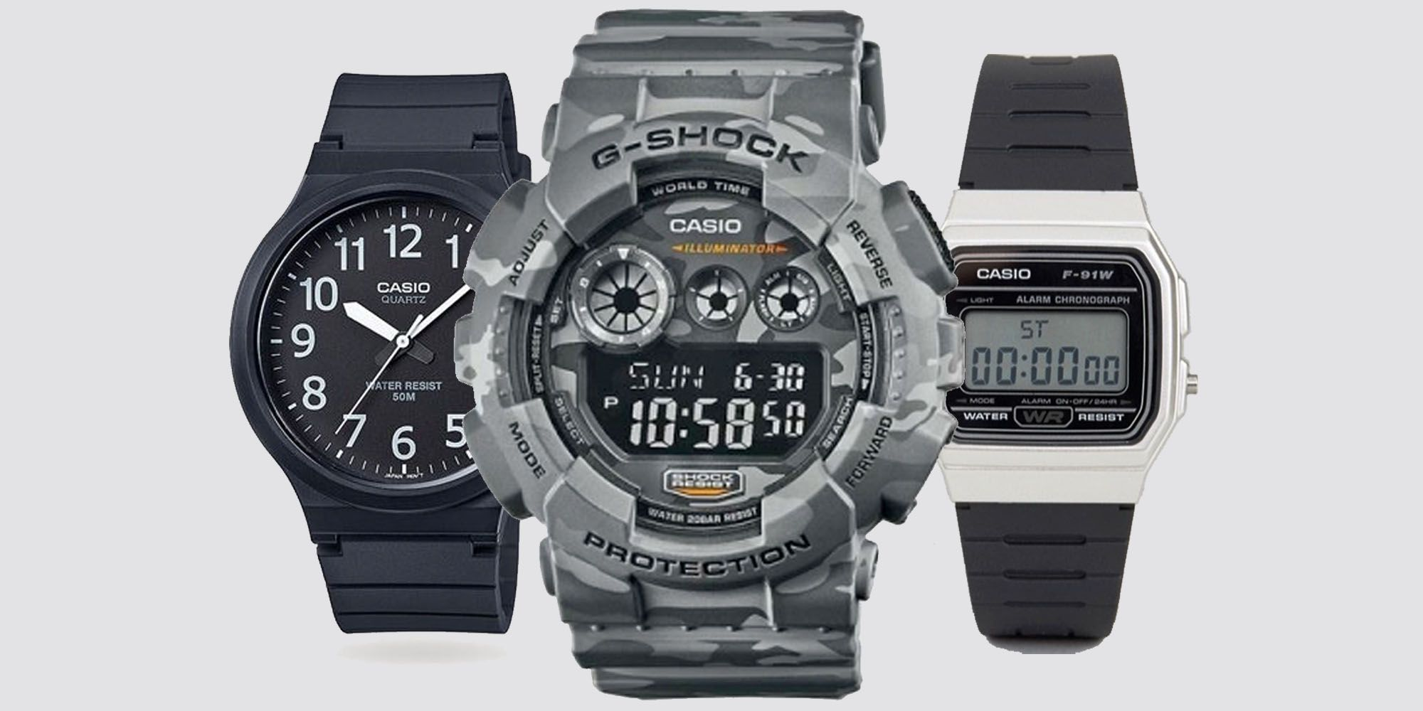 fc00ccbec025 Casio Watches  5 of the best to buy