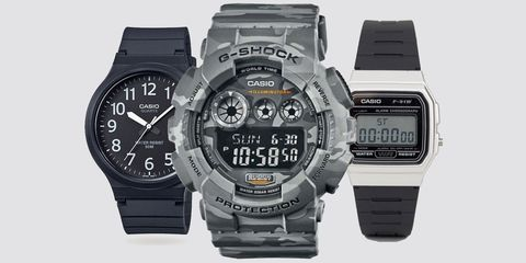 8703d39a0 Casio Watches  5 of the best to buy