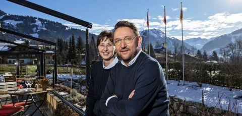 Snow, Winter, Mountain, Mountain range, Travel, Tourism, Sky, Alps, Vacation, Real estate,