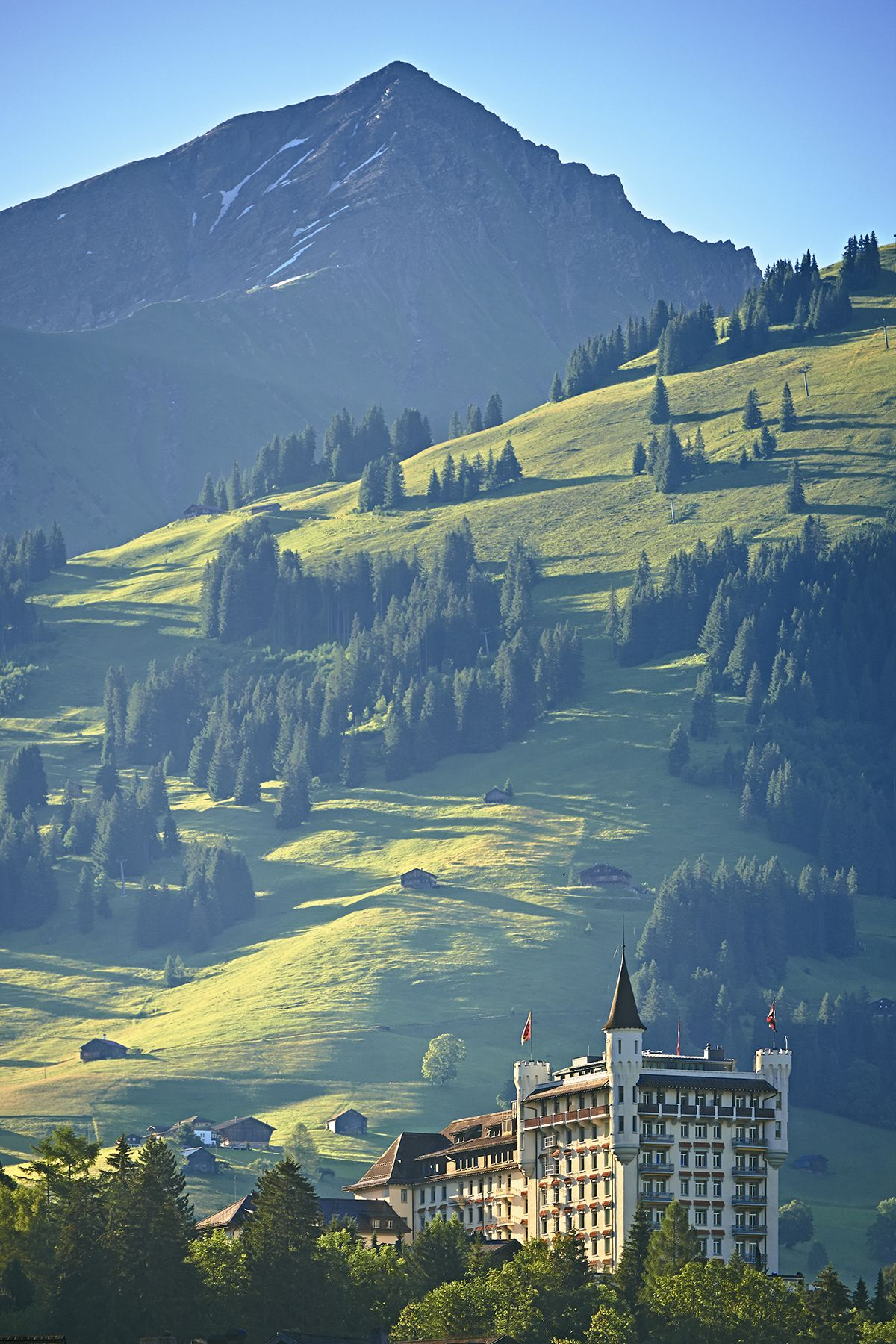 The Best Room At ... The Gstaad Palace