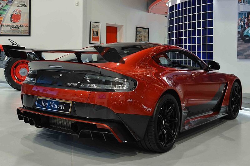 This 2016 Aston Martin Vantage Costs Four Times As Much As
