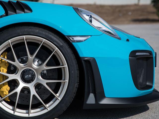 2018 Porsche 911 Gt2 Rs Review Road Test For The New Porsche 911