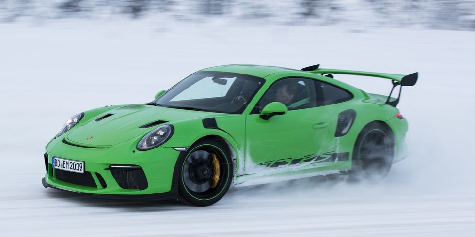 2019 Porsche 911 GT3 RS Specs & Photos - New 991.2 GT3 RS Revealed