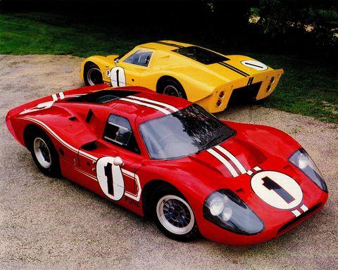 How Ford Beat Ferrari At Le Mans