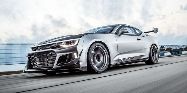 You Can Buy Your Own Camaro Gt4 R Race Car For 259 000