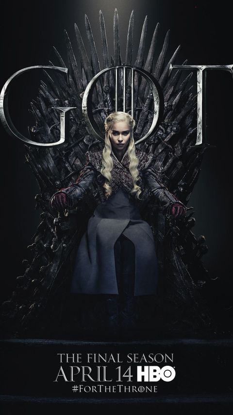 New Game of Thrones Season 8 Posters Show Every Character ...