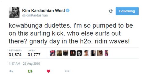 Tweets that Changed the Twittsphere Forever