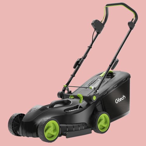 Mower, Lawn mower, Walk-behind mower, Vehicle, Outdoor power equipment, Grass, Tool, Lawn, Power tool, Lawn aerator,