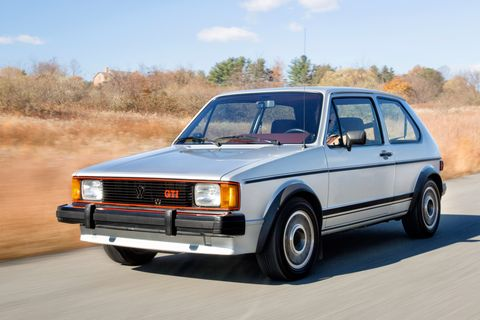 adorable, compact, fun to drive, and miserly on fuel 1984 volkswagen rabbit gti
