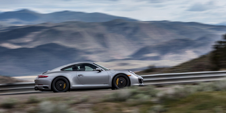 2017 Porsche 911 Gts First Drive