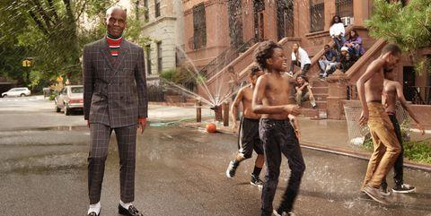 e85880450 Gucci Enlists Dapper Dan For Its New Campaign