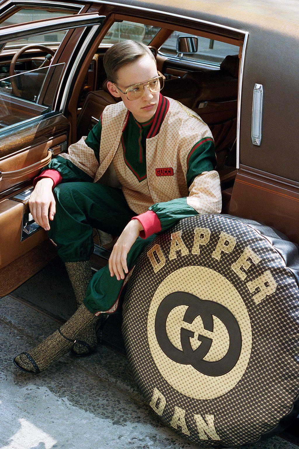Gucci y Dapper Dan