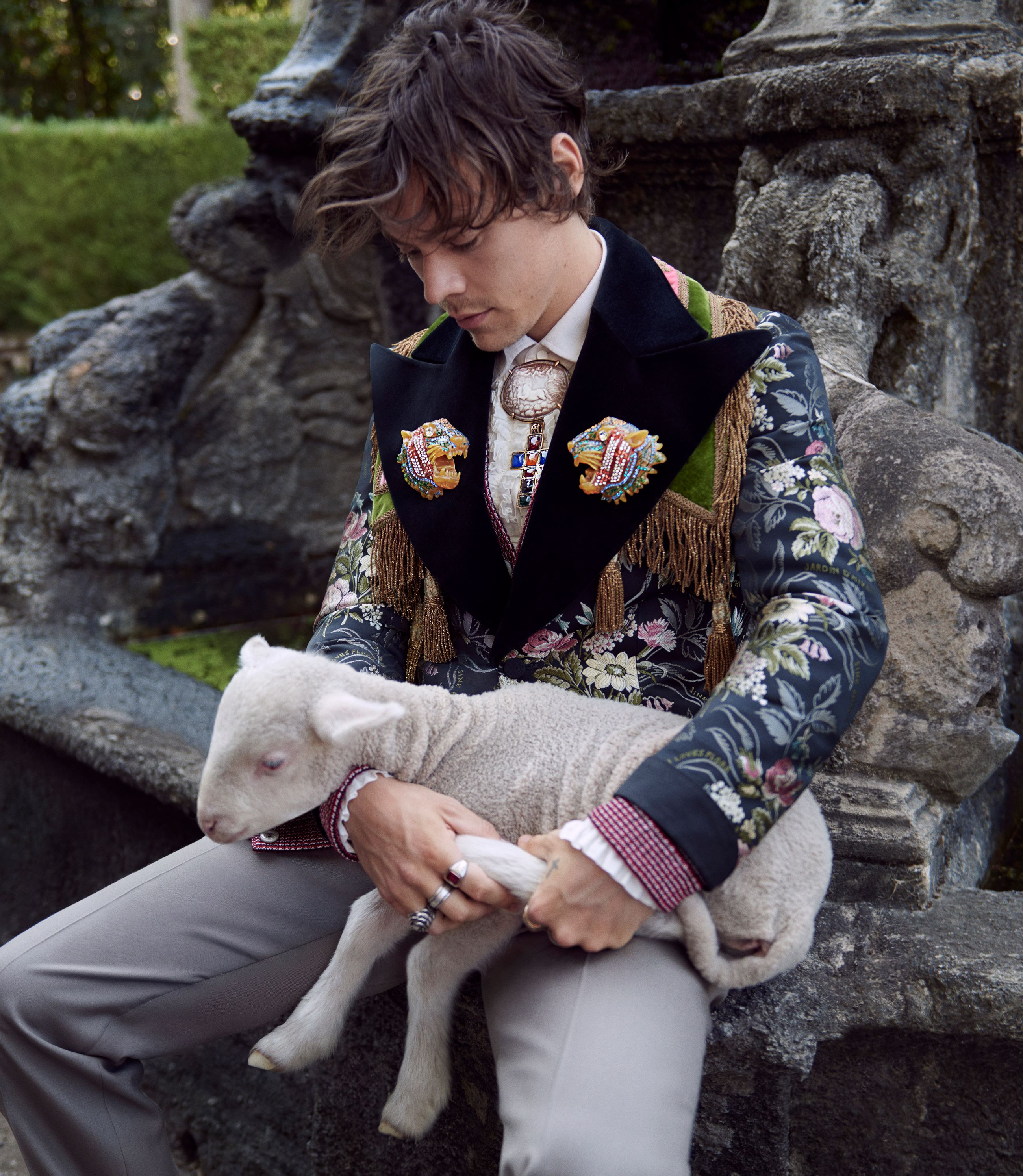 Gucci Harry Styles AW18