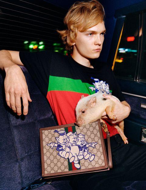 1d0877771 Gucci celebra el Año Nuevo Chino con su nueva campaña - Así es la ...