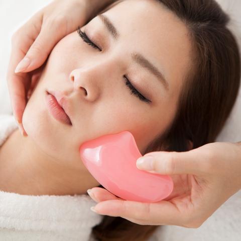 gua sha facial skin benefits
