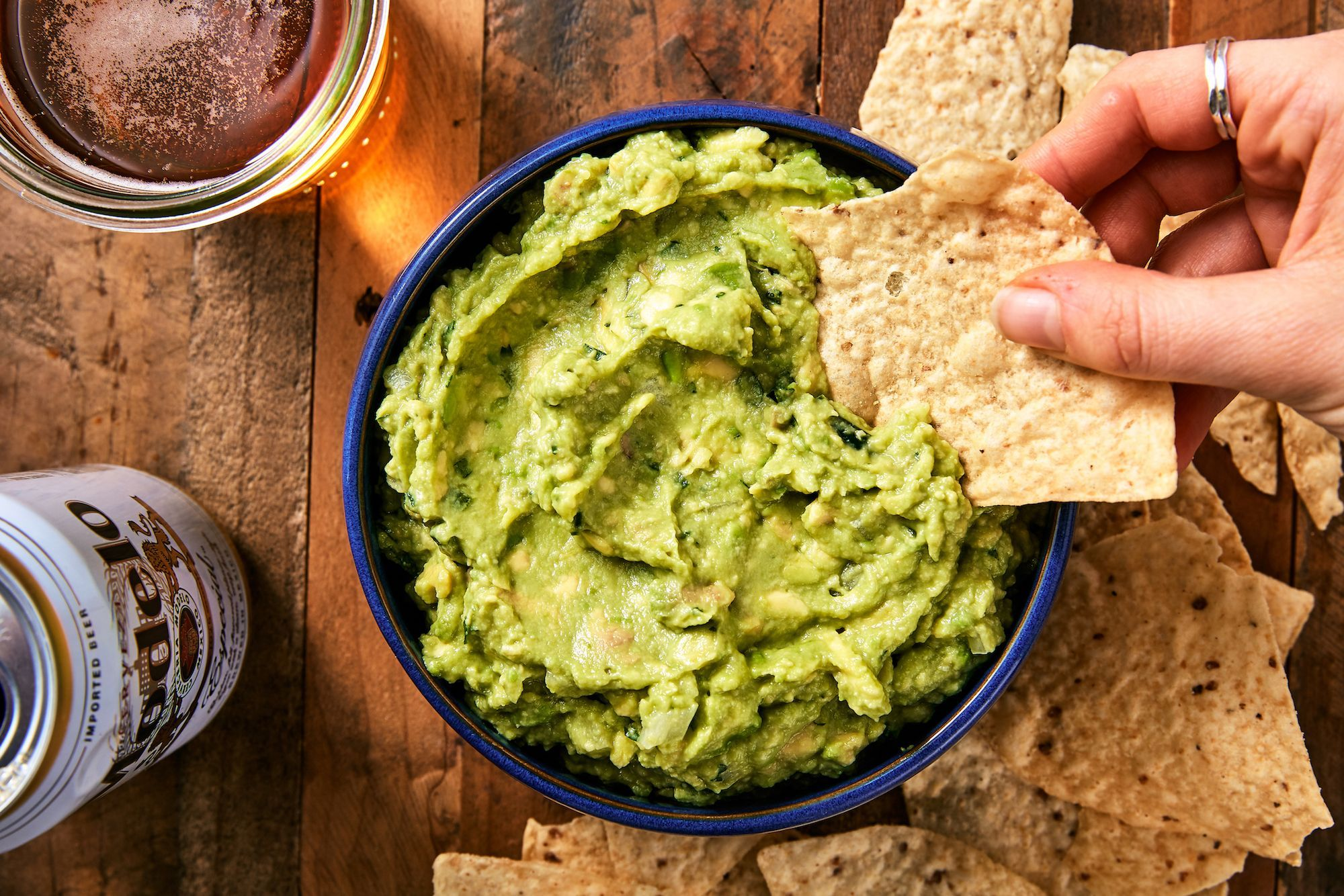 Easy Guacamole Recipe How To Make Guacamole