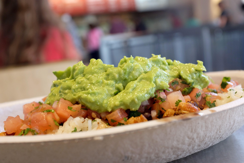 Your Vegan And Vegetarian Chipotle Menu Options, Revealed