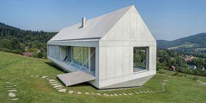 Casa arca Konieczny - Guardian Glass