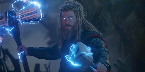 guardianes de la galaxia 3 asgardianos thor vengadores endgame