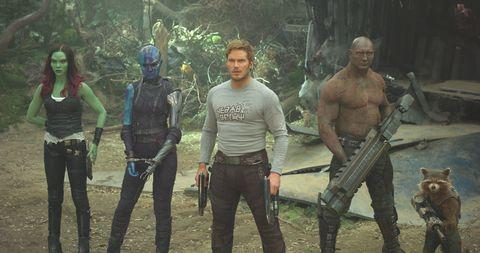 Guardians of the Galaxy 2, Chris Pratt