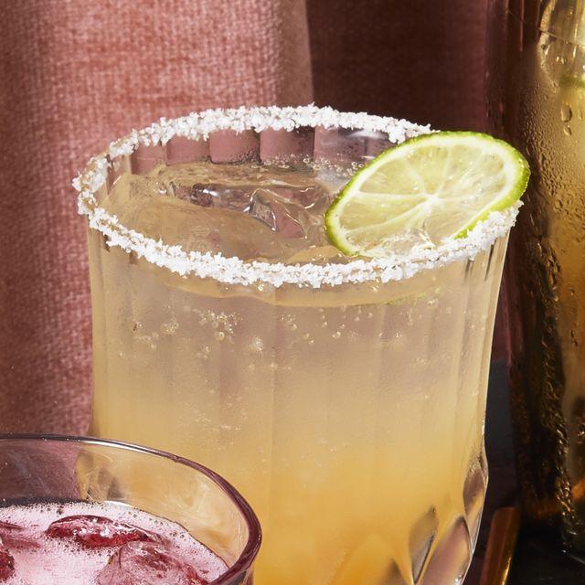 alcohol free margarita recipe