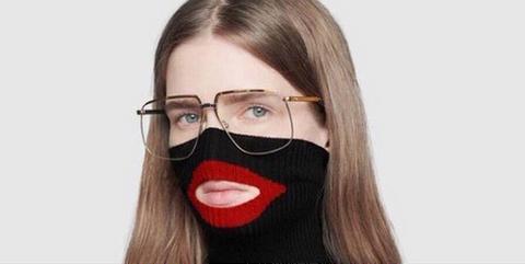 d1f44ab564e Getty Images. Het modelabel Gucci ontwierp voor de huidige wintercollectie  een ...