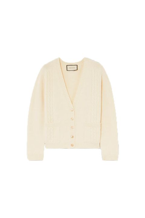 Clothing, Outerwear, White, Sweater, Cardigan, Beige, Sleeve, Jacket, Top, Blazer,