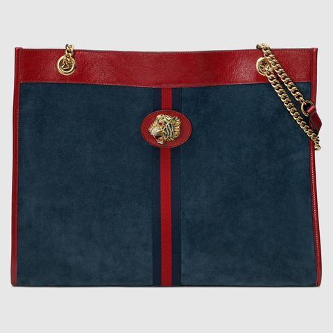 Red, Bag, Handbag, Fashion accessory, Leather, Shoulder bag, Electric blue, Pocket,