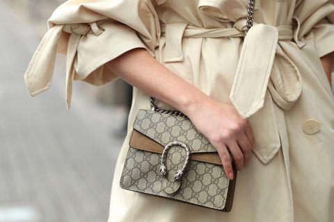 gucci bag, bag rental, rental fashion, cocoon, kering, sustainable fashion