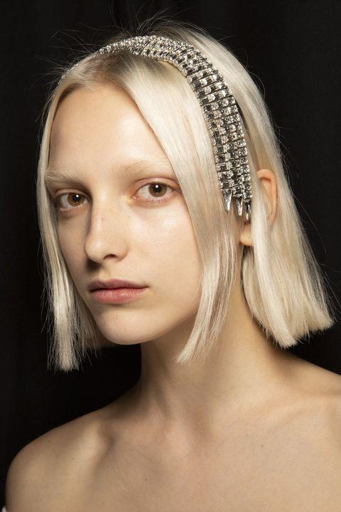accessori capelli sfilate autunno inverno 2020 2021