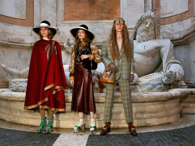 d92ee45f Gucci embraces pro-choice references throughout cruise collection – Gucci  cruise 2020
