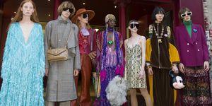 Gucci hoofd diversiteit