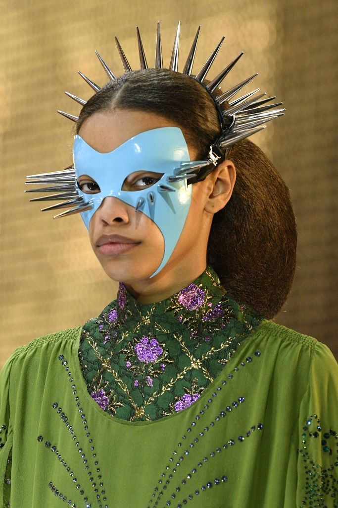 Masks at Fashion Week Fall/Winter 2019\u2013Mask Moments on the